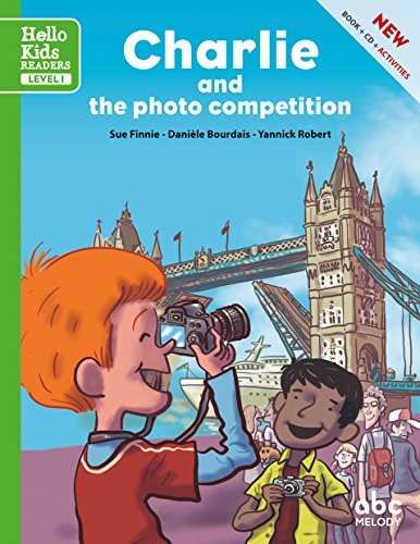 CHARLIE AND THE PHOTO COMPETITION